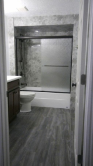 New Complete Bathroom Remodel