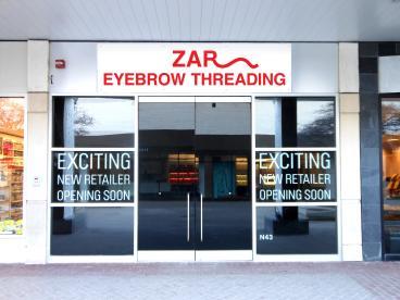 Zar Brow Threading