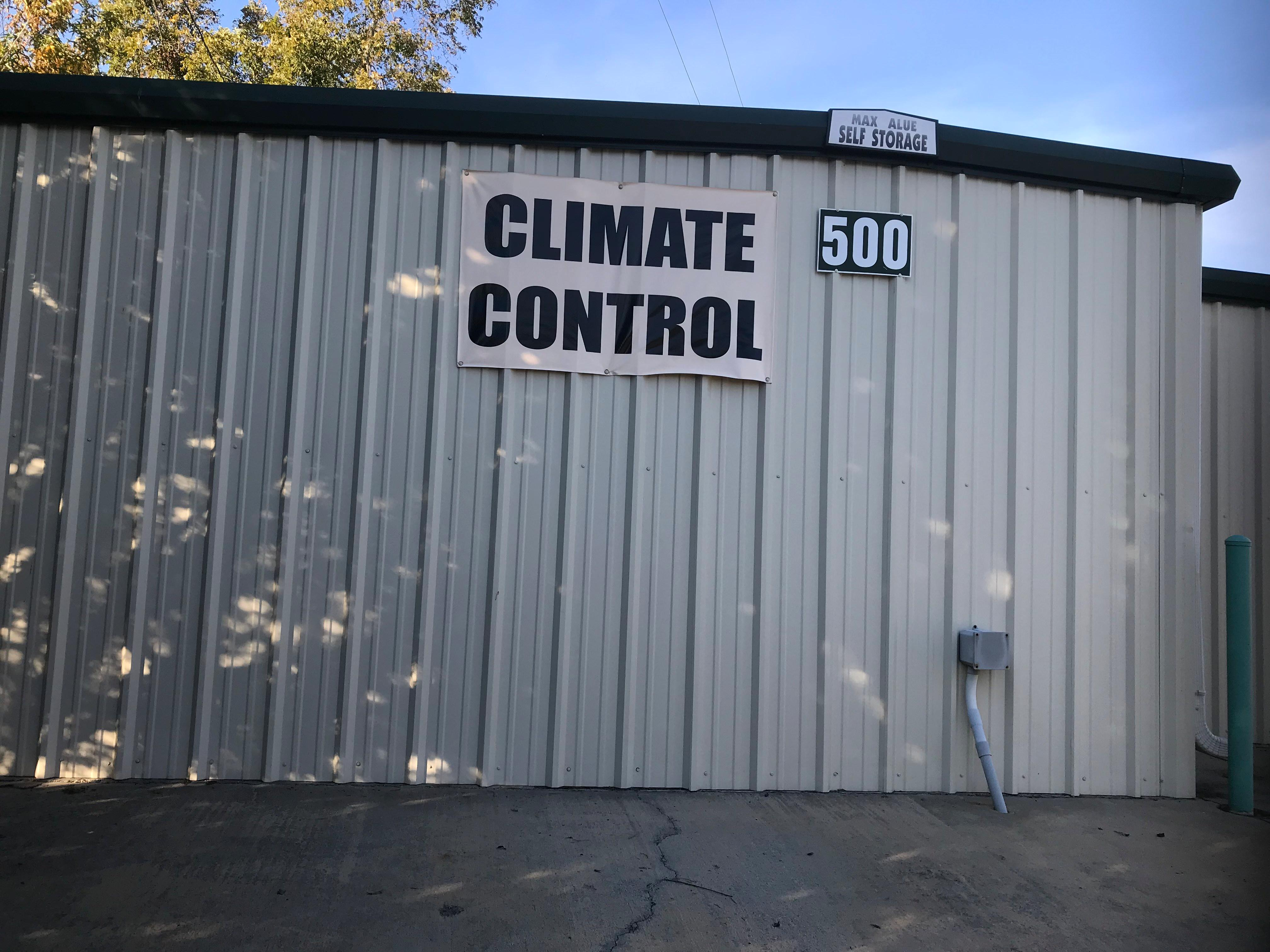 Climate Controlled Units available!