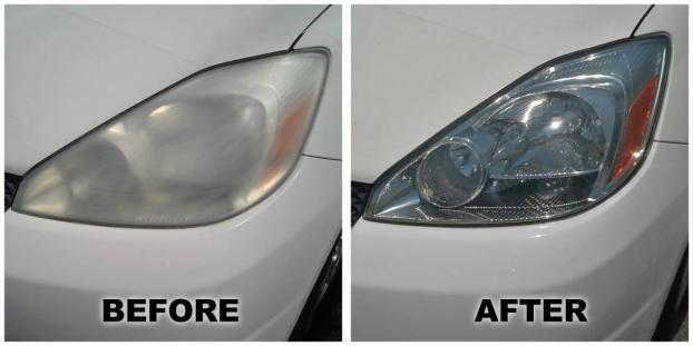Do your headlights look like this?