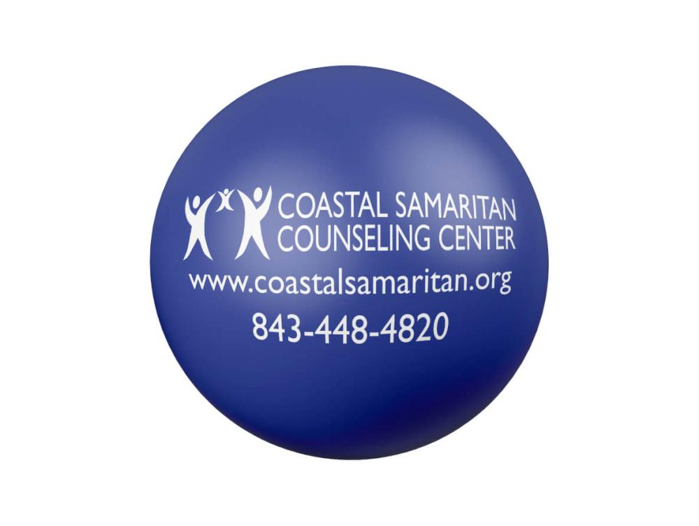 Coastal Samaritan Stress Ball