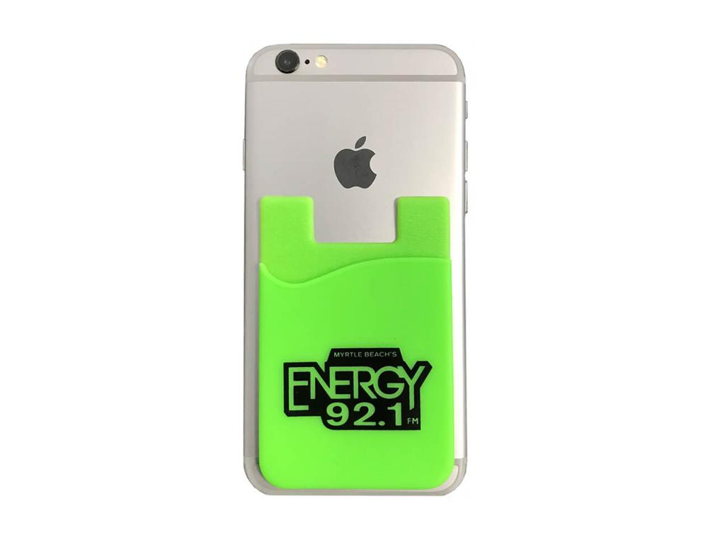 Energy 92.1 Smartphone Card Holder