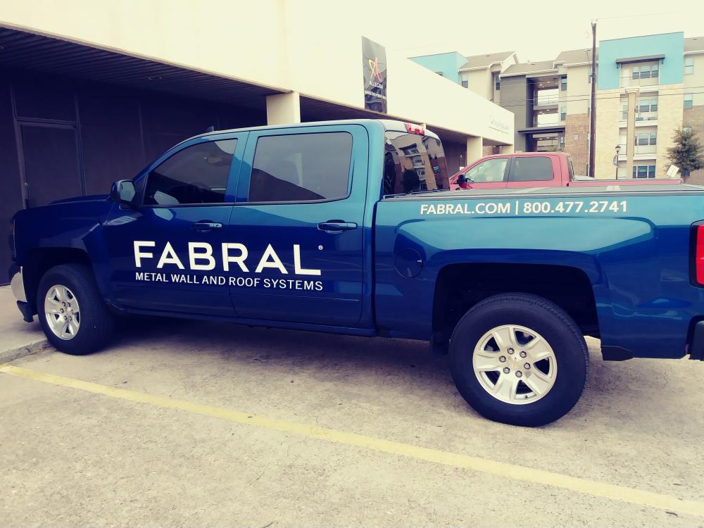 Yep, we do vehicle graphics