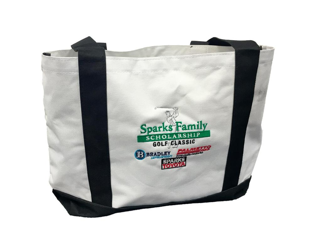 Sparks Family Scholarship Golf Classic Tote Bag