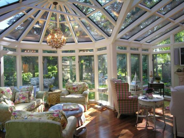 Custom conservatory