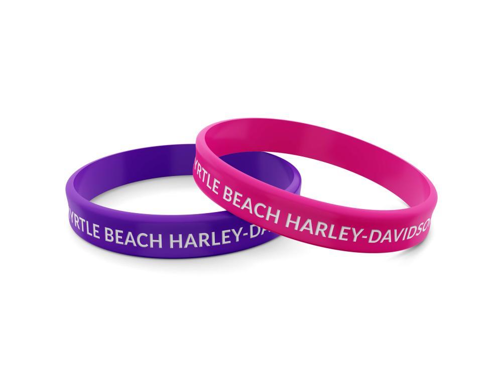 Myrtle Beach Harley-Davidson Wristbands