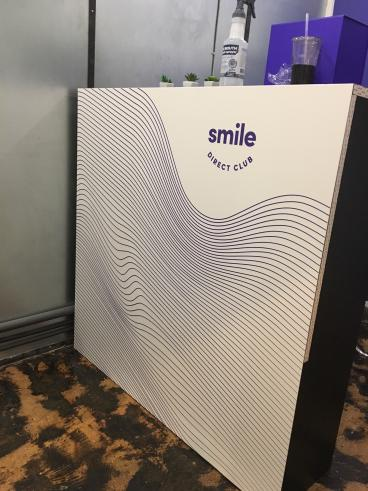 Direct Smile Club: Furniture