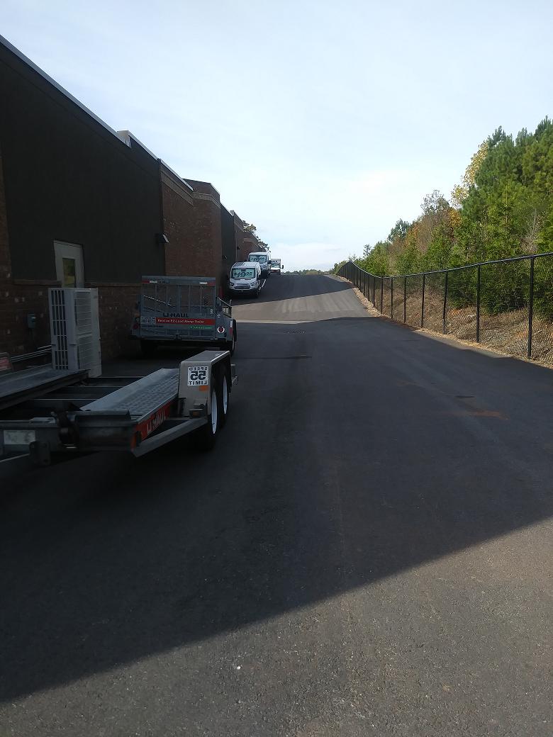 North Side Driveway