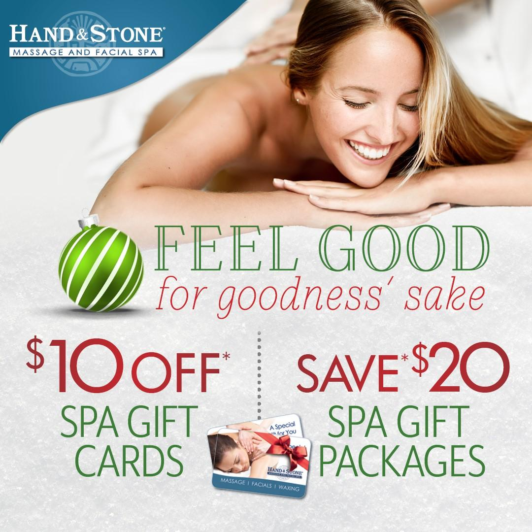 Holiday giftcard sale