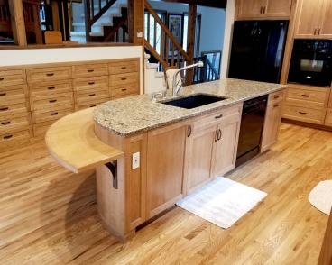 High end Kitchen Remodel in Larkspur CO