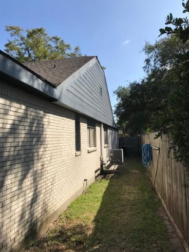 Siding Repair in Nassau Bay (After)