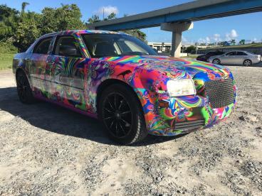 Gartel Art Car