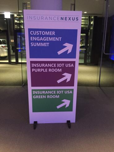 Event Directional Signage