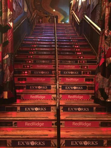 Branded Stair Graphics
