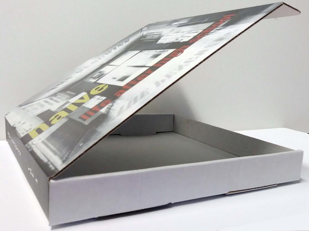 Custom imprinted boxes