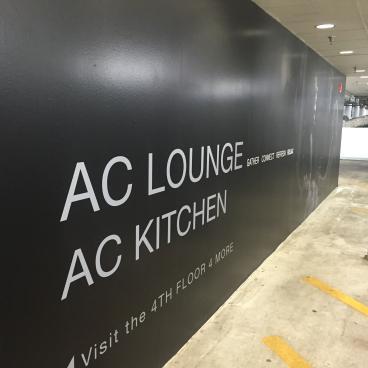 Wall Mural- Parking Garage