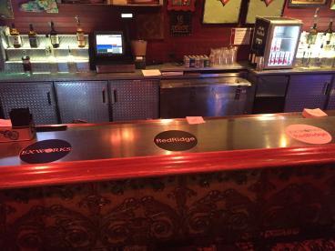 Bar Branding Decals