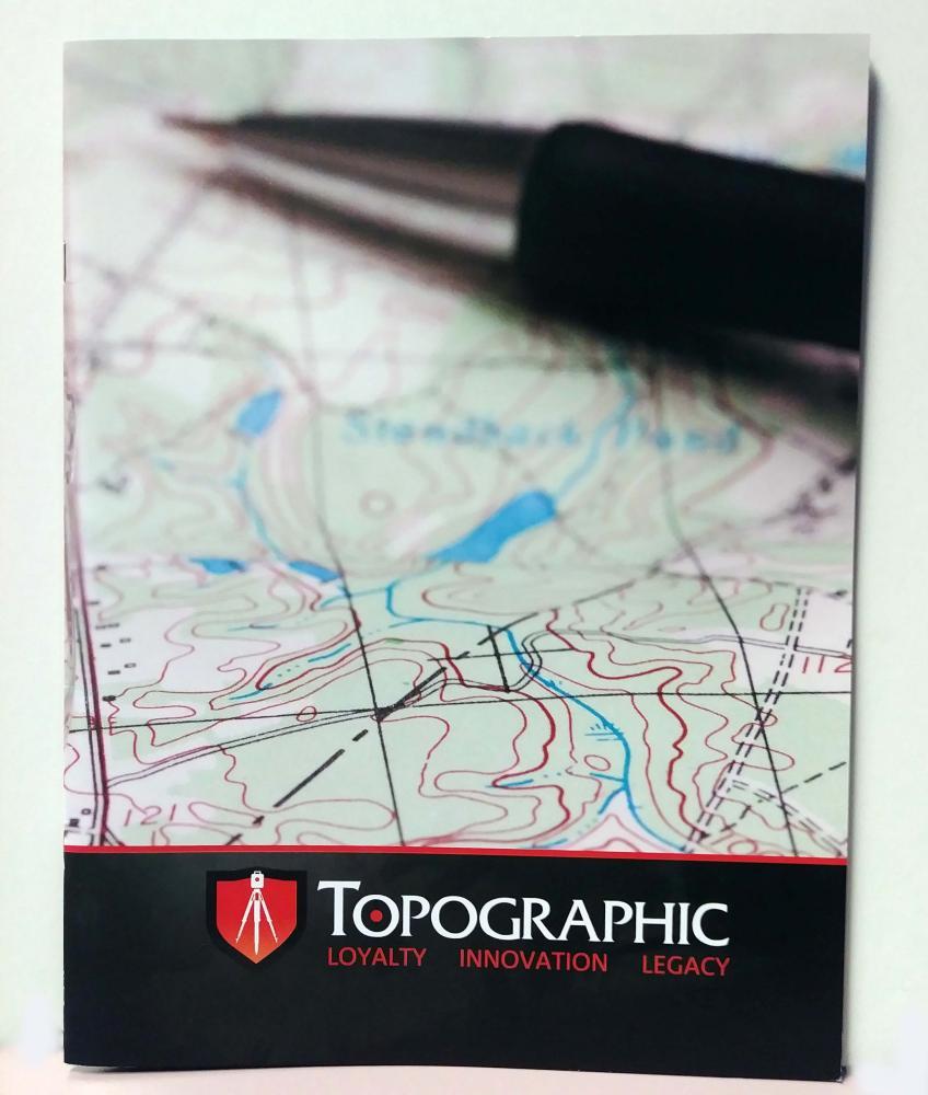 Multi-page brochure