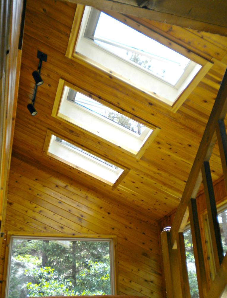 Interior view of Skylights in Perry Park CO  80118