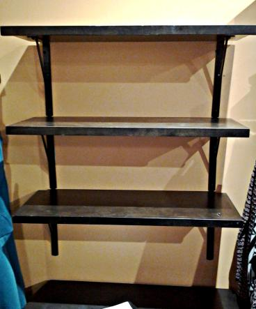 Shelving installed in Castle Rock, CO