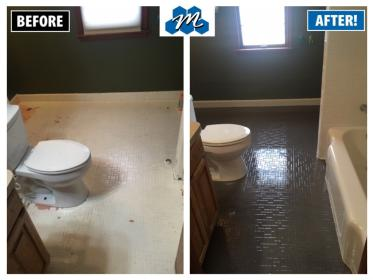 Tile Floor Refinishing In St. Paul MN