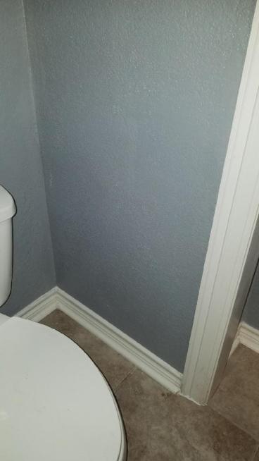 Drywall Repair in Dickinson (AFTER)
