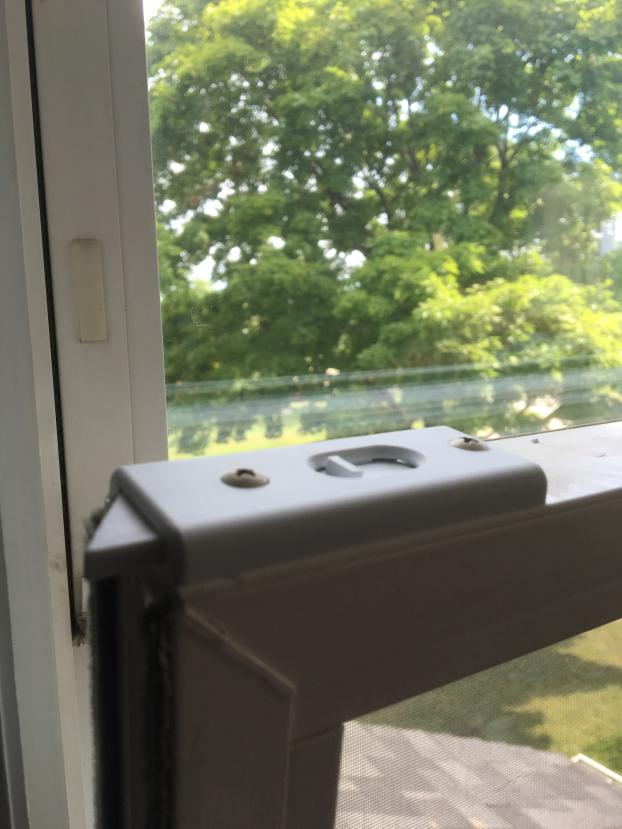 Window Hardware Repair - Niles - After