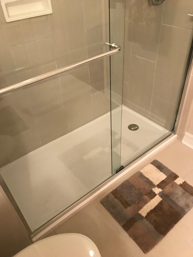 Shower Remodel Carrollton