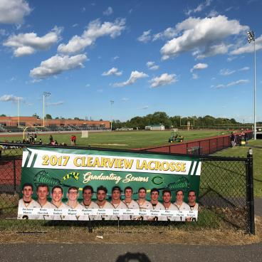 Custom Sports Banners   Southern New Jersey   SpeedPro Imaging South Jersey