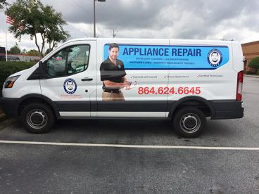 Mr. Rogers Appliance Repair, Speedpro Greenville