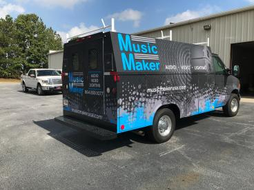 Music Maker, Speedpro Greenville