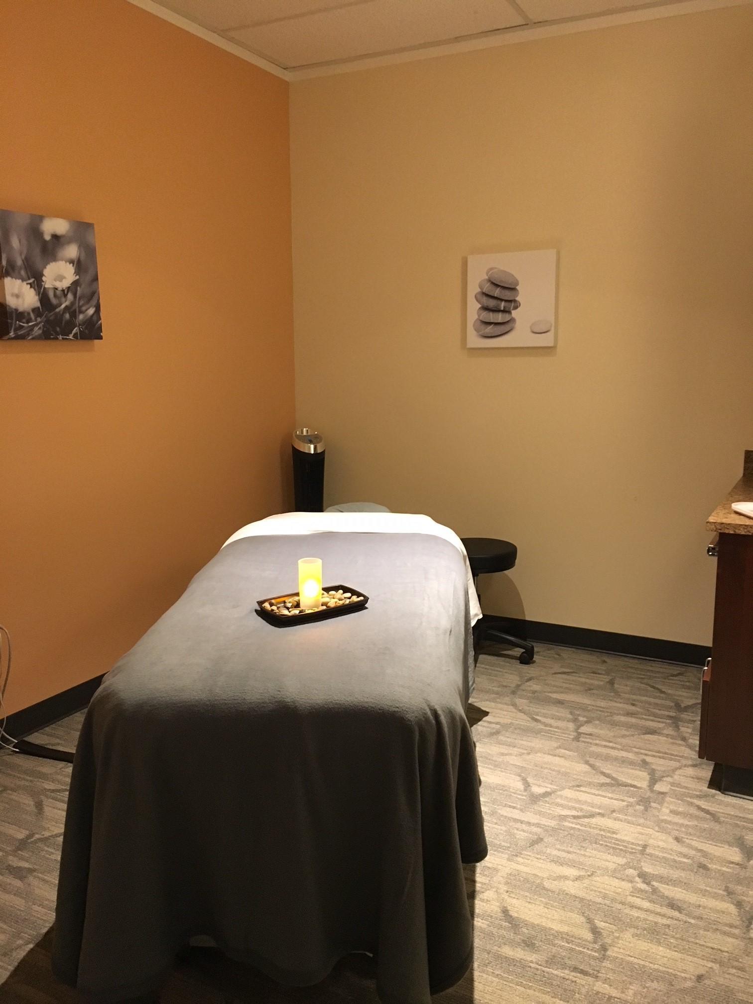 Massage Therapy Room - Hand & Stone Massage and Facial Spa - Kirkland, Washington