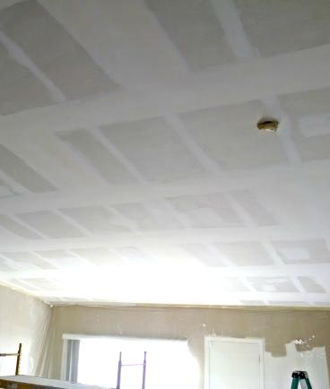 Completely new Drywall enclosure in Elizabeth CO