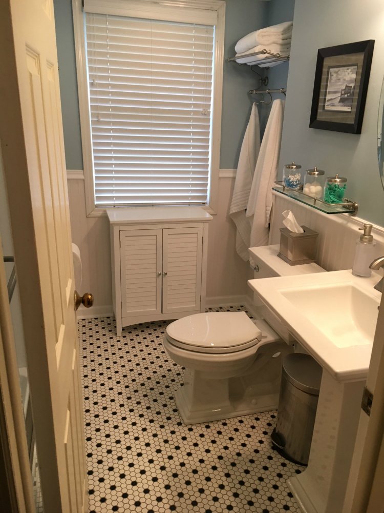 Bathroom Refresh in Westerville