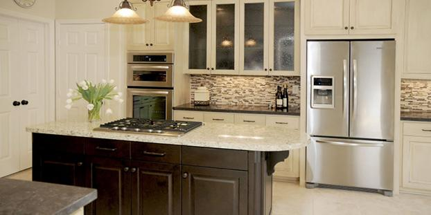 A Recent Kitchen Remodelers Job In The Waldorf Md Area