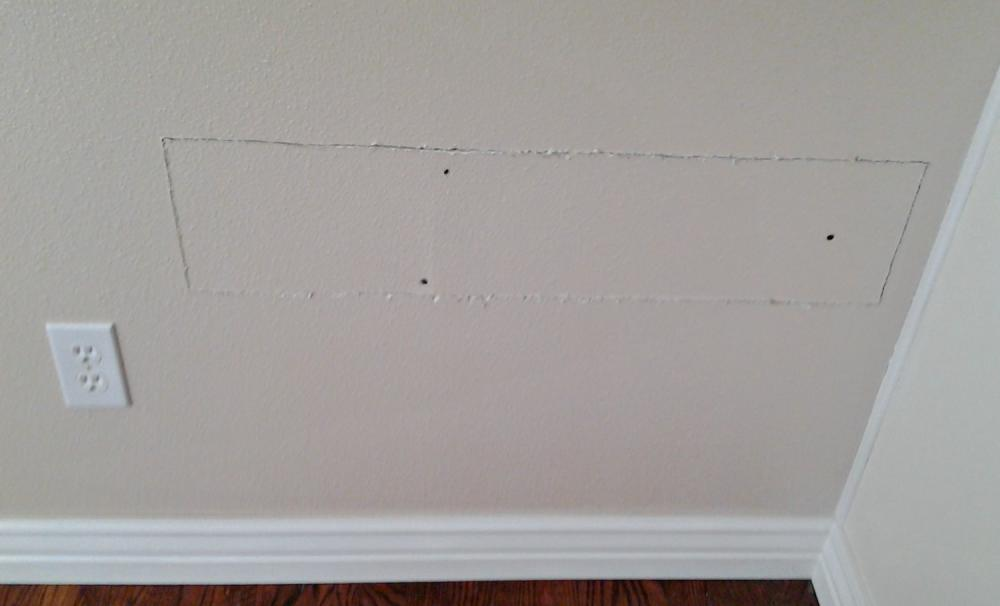Drywall repair in Perry Park CO 80118