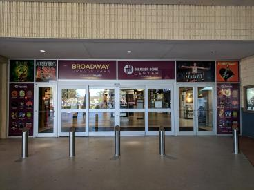 Orange Park Mall Window Graphics