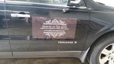 Getting the Message Out for Designs on the Move with Affordable Decals