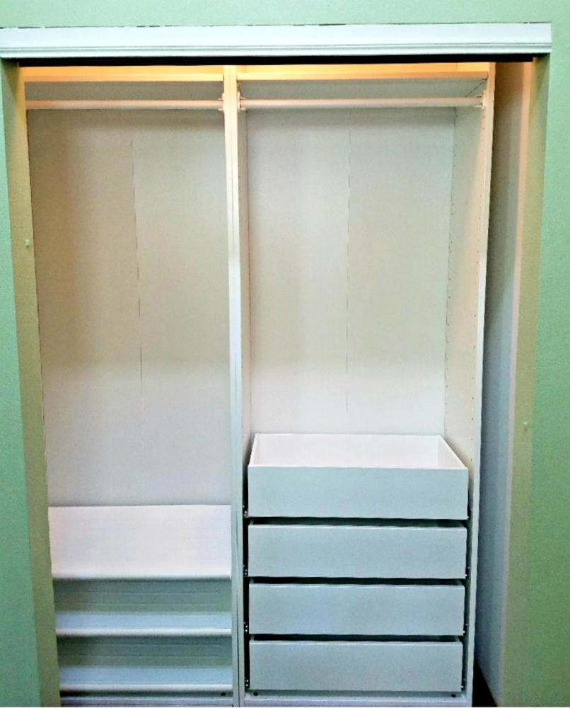 Custom closet organizer installation in Lakewood CO 80226