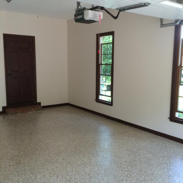 Garage Floor Coating - Johns Creek GA