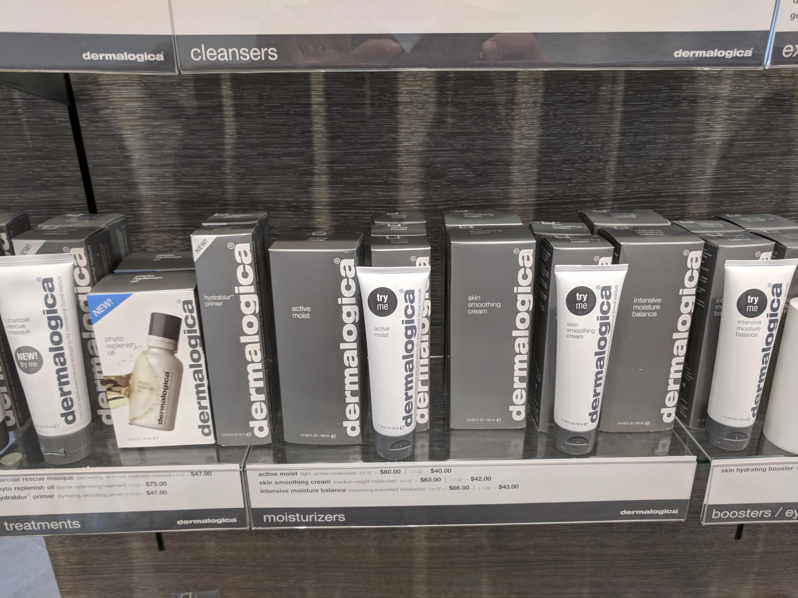 We Offer A Full Line Of Dermalogica Products