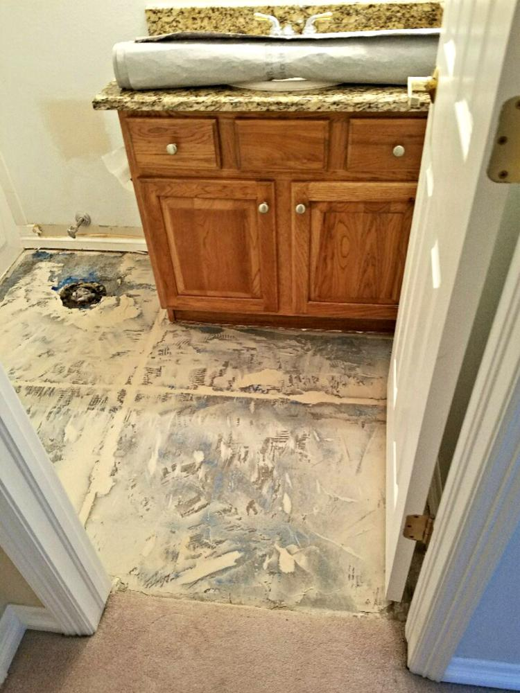 Complete tear out to prep in Golden CO 80401