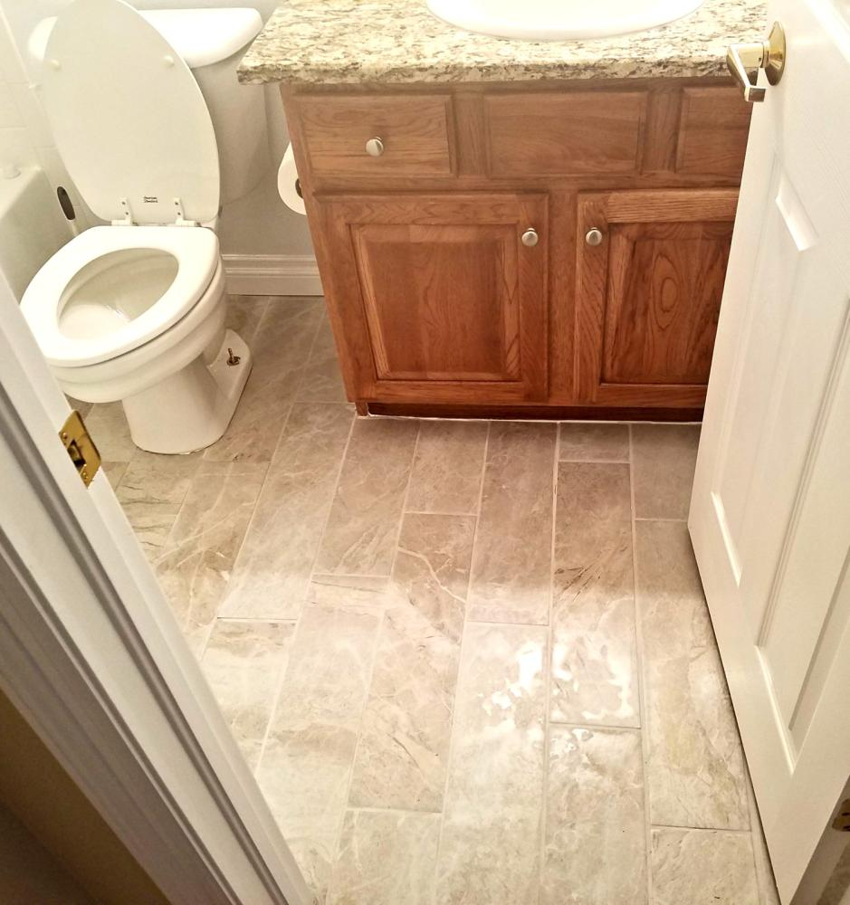Spectacular & Professional Finished Bathroom in Golden CO 80401