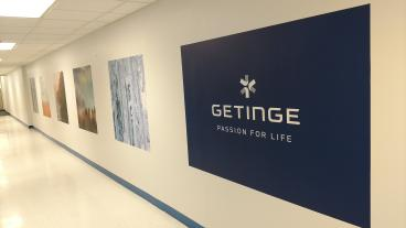 Wall Murals for Getinge