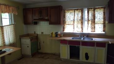 Before - Kitchen - Petersburg, VA