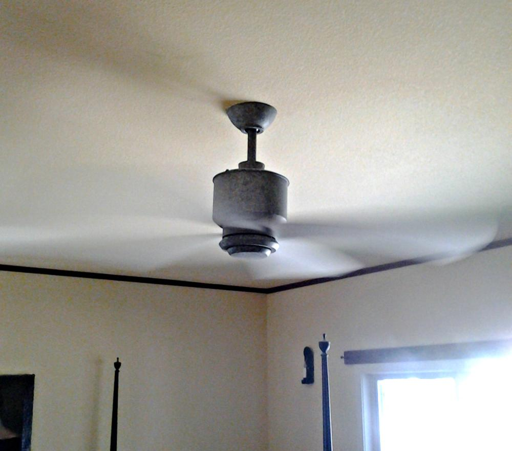 New updated fan install in Castle Pines CO 80108