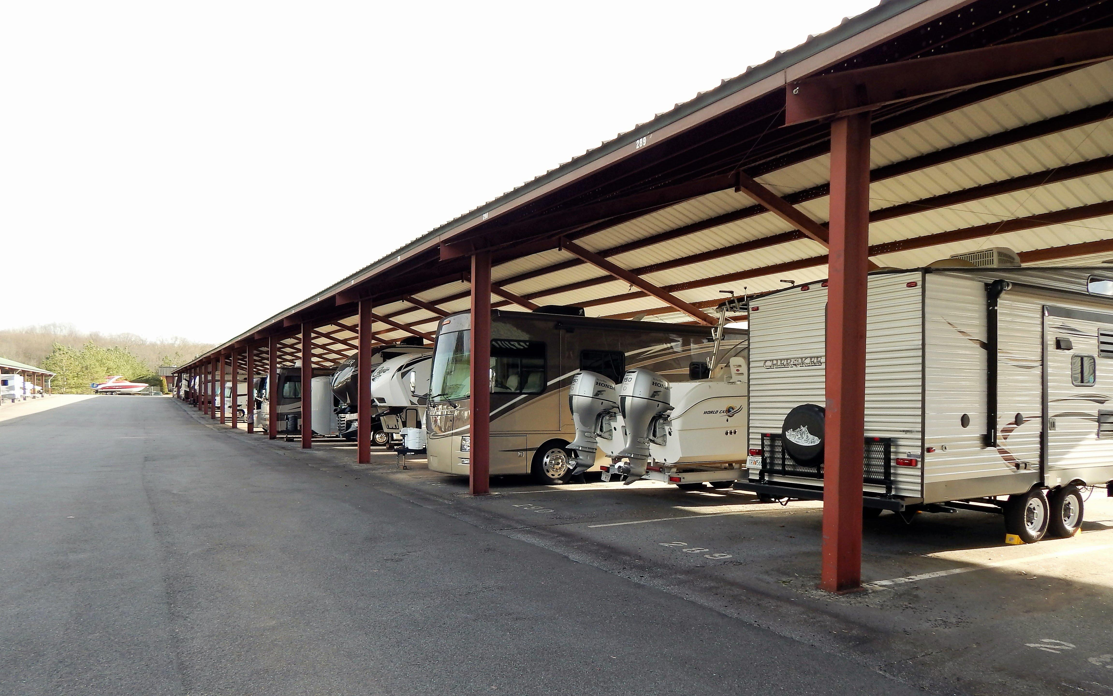 Boat & RV Parking