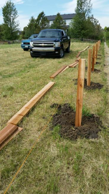 Split Rail project in Castle Rock CO 80108