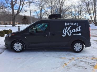 Cleveland Kraut - Vehicle Wrap