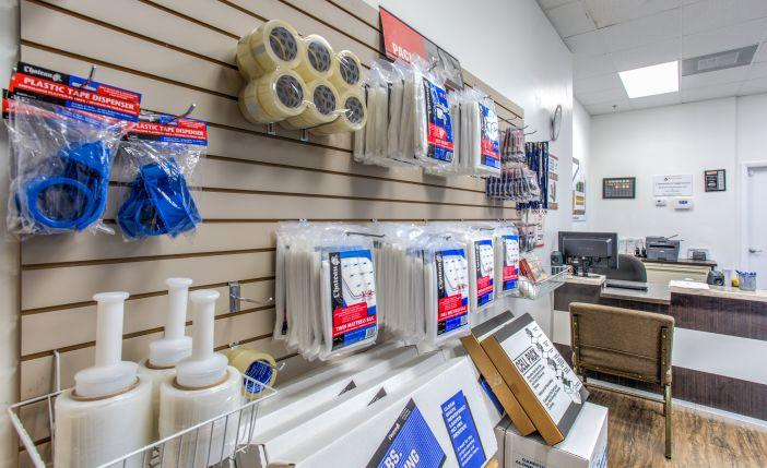 For Your Convenience We Sell Moving Supplies!